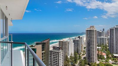 Photo for PENINSULA APARTMENTS 23E BEACH VIEW