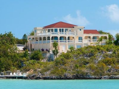 Photo for Beautiful Tropical Shores Villa in Turks & Caicos