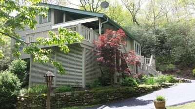 Photo for Mountain Getaway near Brevard and Cashiers, 4BR 3 Bath