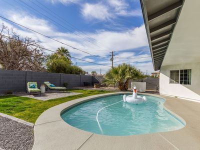 Photo for Beautiful Old Town Home with Private Backyard Pool!