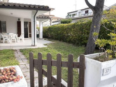 Photo for M51 - Marcelli, villa with garden 150 meters from the sea