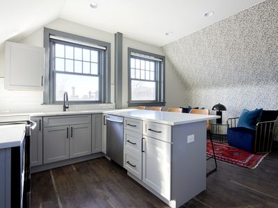 Photo for Sonder | The Essex | Cozy 2BR + Kitchen