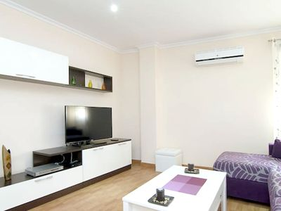 Photo for Homerez last minute deal - Nice apt in Torrevieja and Wifi