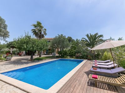 Photo for Finca Sa Cova (040805) - Country house for 8 people in Alaro
