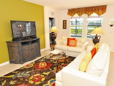 Photo for LOVELY 4BDR/3BTH HM w/Pool & Game Room, The Shires at West Haven Resort Home, Near Disney