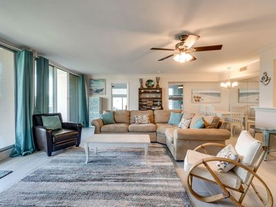 Photo for Waterview Towers 104 Condo Sleeps 8 in Classic Coastal Style!