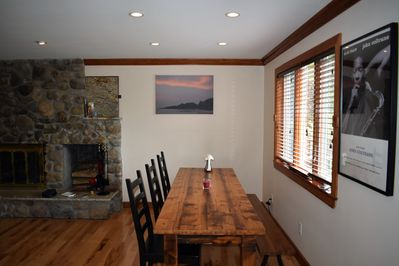 Dining Area for 8-10