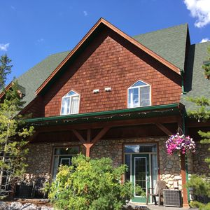 Our Canmore chalet awaits!
