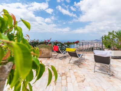 Photo for A Spacious home for family and friends overlooking Funchal bay.