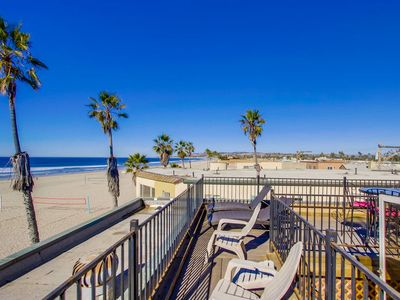 Photo for 🌅 PANORAMIC SUNSETS ☀️ Premier Oceanfront Condo w/ Private Roofdeck!