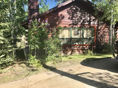 Photo for Beautiful Log Home just minutes from downtown Estes Park