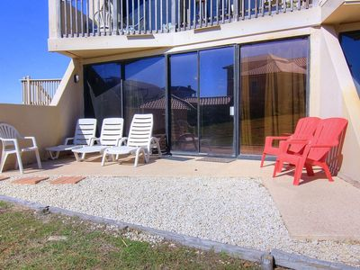 Photo for Condo on a beach front property in Port Aransas,TX