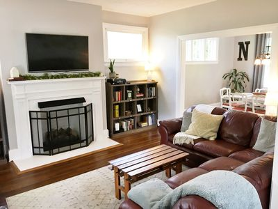 Photo for Beautiful Home in Historic Downtown Lynchburg//10 min from LU
