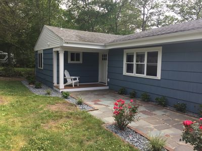 Photo for Enjoy waterfront living~ newly renovated~ 3 BR~ close to everything Falmouth!!