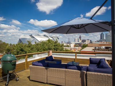 Photo for Gorgeous Loft with Private Rooftop Deck