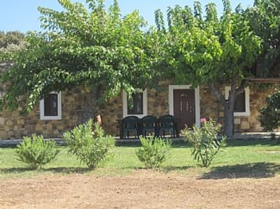 Photo for Traditional Greek Stone Cottage (Renovated)