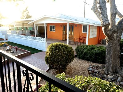 Photo for The Starlight House * Historic JT Lodge * Jacuzzi, Wifi, Pool Table, HDTV