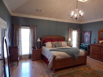 Photo for New home close to I-20, restaurants, shopping, 10 minutes from Masters
