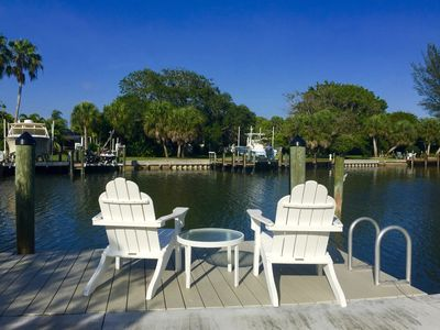 Photo for Wonderful Canal Front Condo! Bring Your Boat!