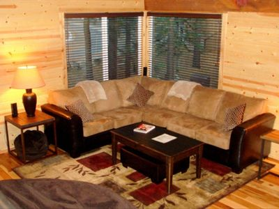 Photo for Beautifully Renovated Tahoe Condo w/Cabin Feel