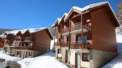 Photo for CH37PAE - TRIPLEX CHALET 4 BEDROOMS, BALCONY