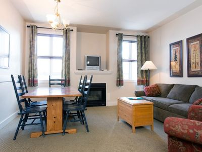 Photo for 1 Bedroom Condo at Chilcoot Lodge, Silver Star Mountain