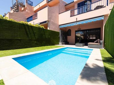 Photo for BEAUTIFUL REFURBISHED DUPLEX AT THE BEACH WITH PRIVATE POOL
