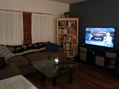 Photo for Spacious, Cozy NE 2 BR In Arts District