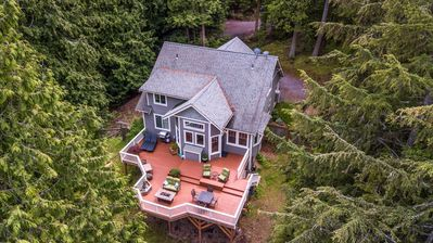 Photo for Orcas Island, Hill Top House #261