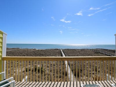 Photo for Cedars #3 - 3 Bedroom Oceanfront Townhouse, easy beach access, amazing views