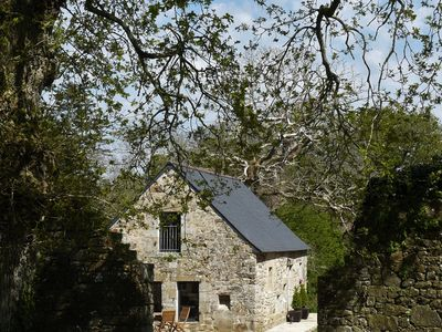 Photo for Character cottage **** Manoir Kerdanet Poullan sur Mer South Brittany Brittany