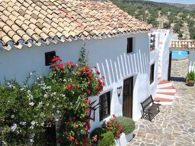 Photo for Beautiful Farmhouse, Stunning Views, Private Pool, Free Wifi, Historic Montefro
