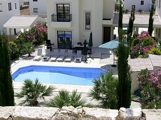 Photo for Luxury three bedroom villa with large private pool at Secret Valley, Cyprus.