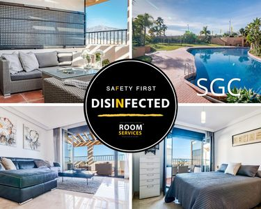 SGC - Exclusive Holiday Penthouse in San Pedro