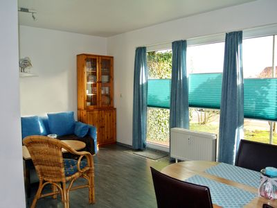 Photo for Apartment on the ground floor of a very well maintained apartment complex Haus Borkum