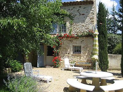 Photo for Authenticate mazet of Provence with swimming pool