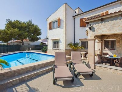 Photo for VILLA ANFORA PRIVATE POOL & 7 MIN WALK TO THE BEACH & FAMILY FRIENDLY