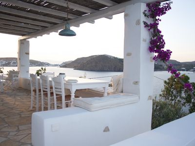Photo for Charming SeaFront Villa