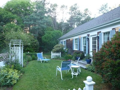 Osterville Charmer in a private neighborhood setting