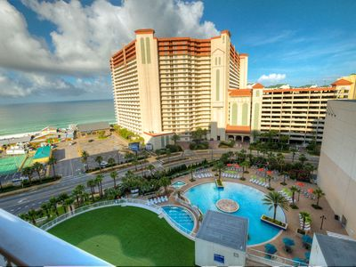 Photo for Laketown Wharf 602! 1 BD, 2 BA, Amazing View, And Great Location! By ZIA