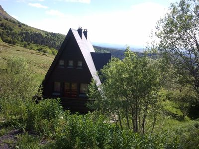 Photo for Cottage in the countryside, in the heart of the Massif du Sancy, for 2 to 6 people