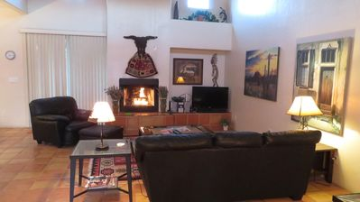 Tucson Vacation rental Deluxe Town home w/ Discount Golf at  Starr Pass course!