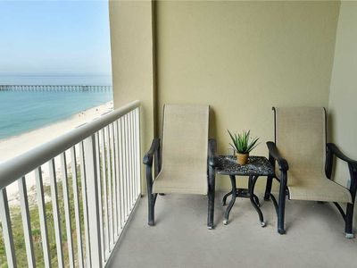 Photo for Grand Panama 1102 - Tower I, 2 Bedrooms, Sleeps 8, Beachfront, Wi-Fi, Pool