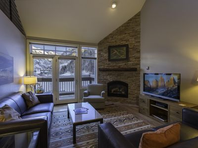 Photo for Etta 112 Ski-In/Ski-out Condo - Summer Heated Pool - Incredible Views