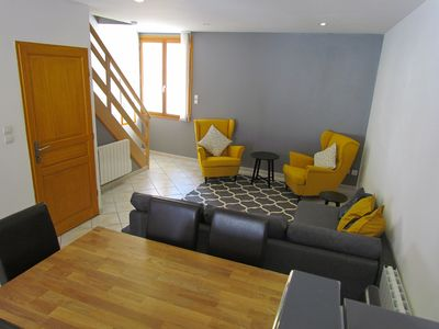 Photo for Modern Cyclist Friendly Town House In The Centre of Bourg d'Oisans