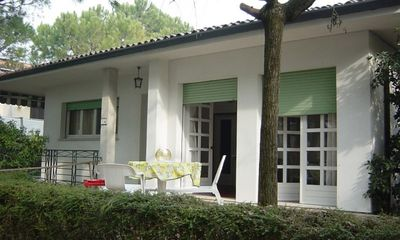 Photo for Spacious villa located in Lignano Pineta