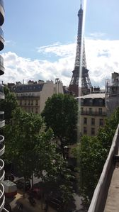 Photo for studio very well located close to the Eiffel Tower and elysées fields