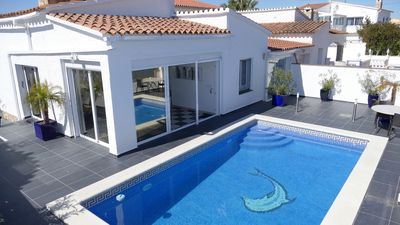 Photo for 3BR Villa Vacation Rental in EMPURIABRAVA