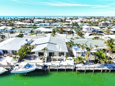 Photo for ManaTeeTime! Key Colony Beach 3 Bedroom with Dockage and Cabana Club on 11th St.