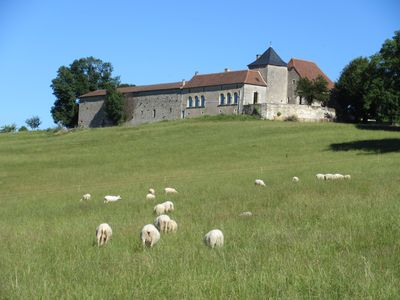 Photo for 3/4 people - 2 guest rooms at the top of Périgord - Panoramic view